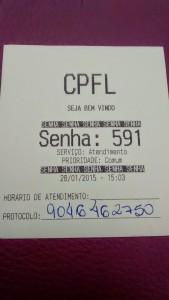 Protocolo CPFL