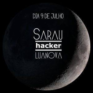 Sarau Hacker Lua Nova